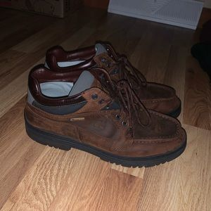 Leather Goretex Timberland dress shoes